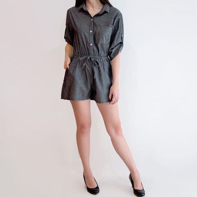Polo romper by HTP