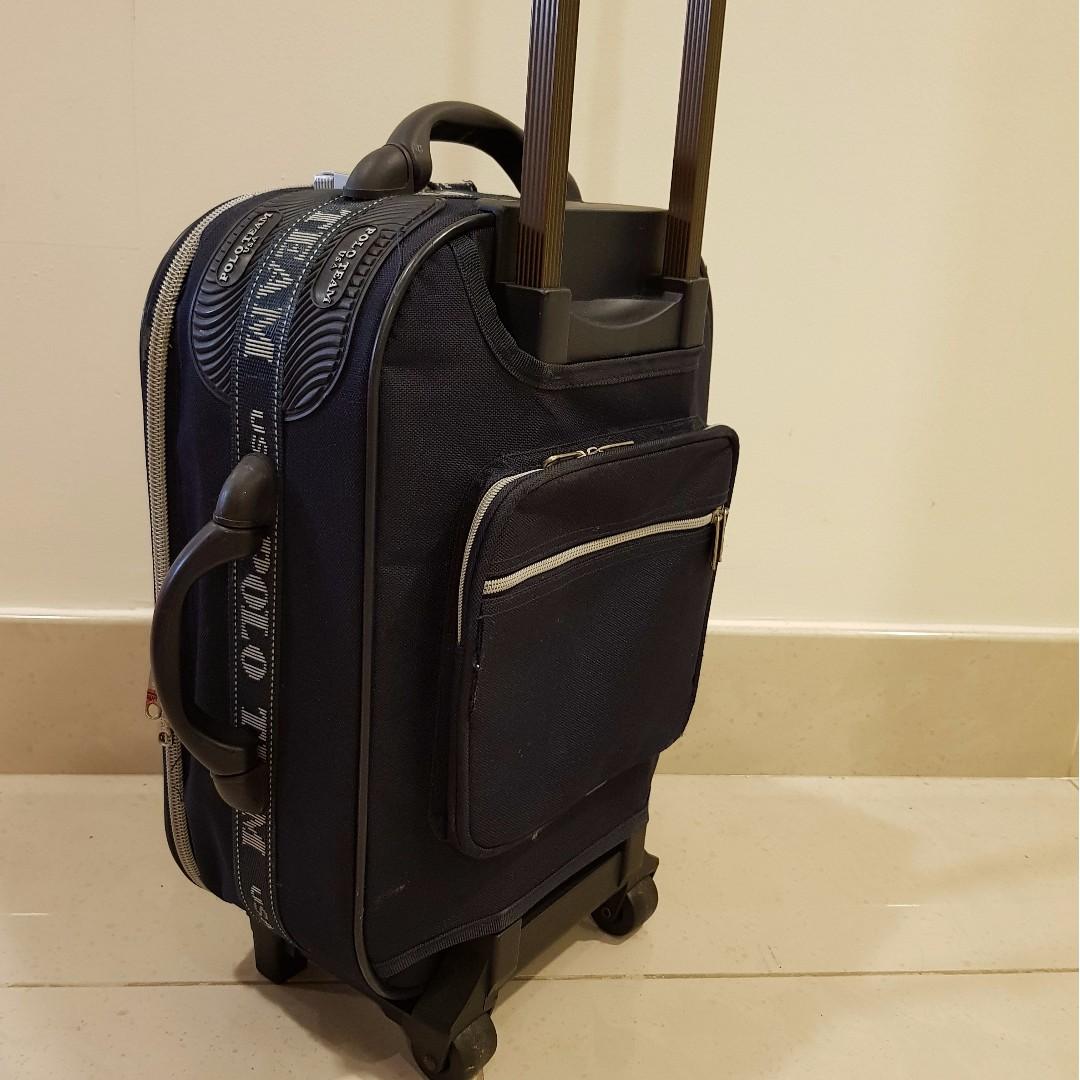 a93efa7db0b1 Polo Team Luggage Bag