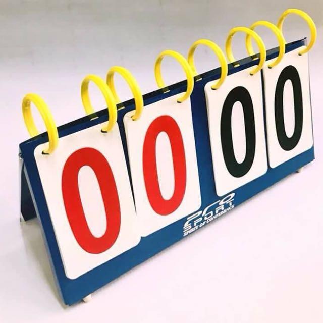 Pro Sport 2 Digit Table Scorer