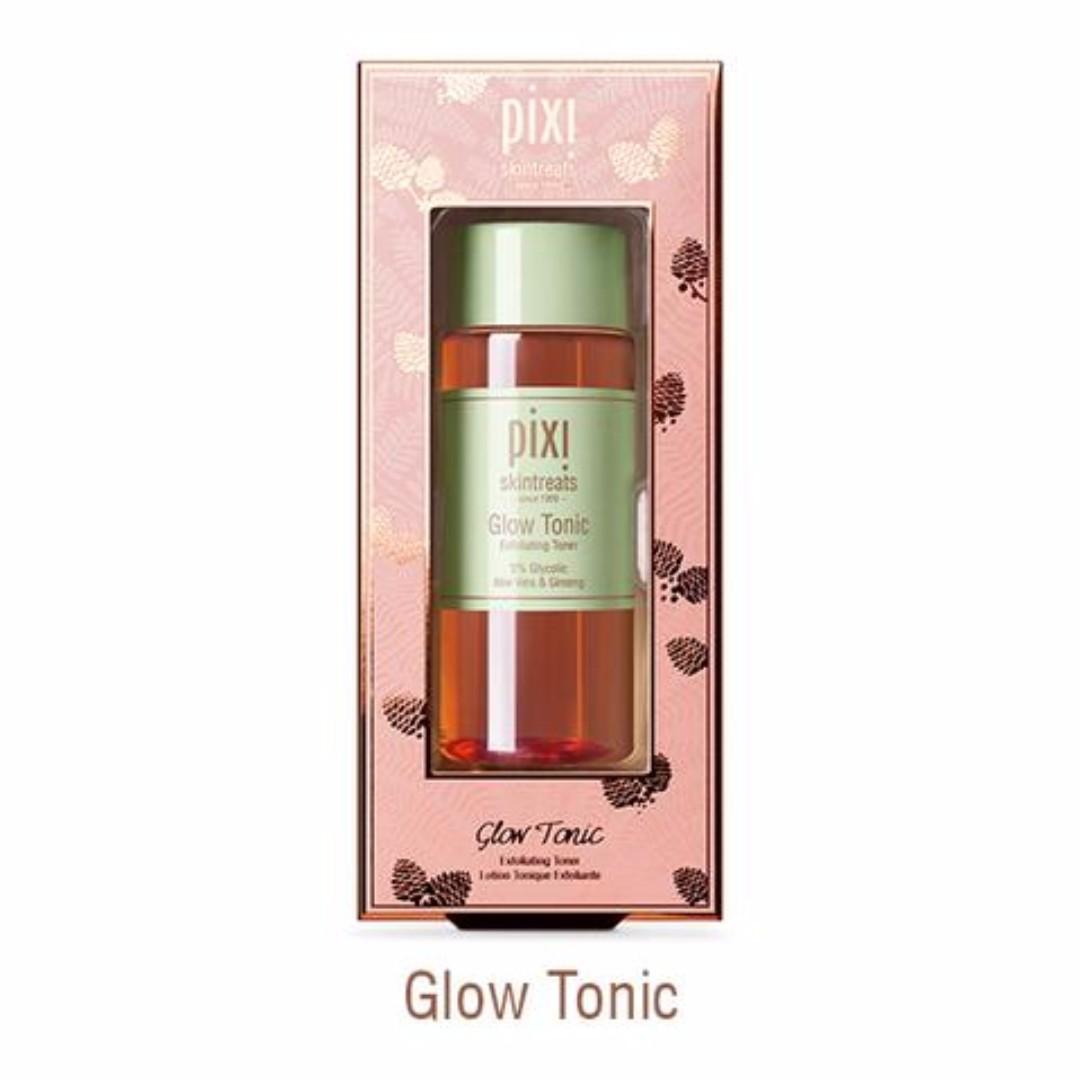 READY: PIXI BEAUTY Glow Tonic 100ml Holiday Edition