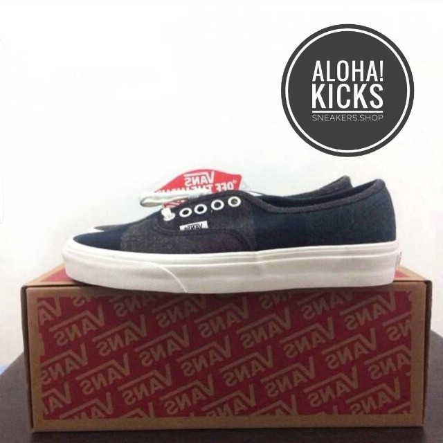 READY STOCK! VANS AUTHENTIC WOOL STRIPES