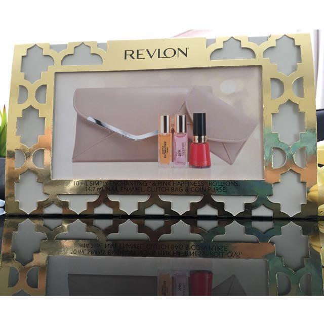 Revlon Glamorous Assortment Gift Set *brand new*