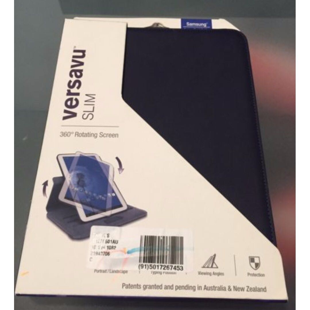 Samsung Galaxy Tab 3 10.1 Versavu Slim Case