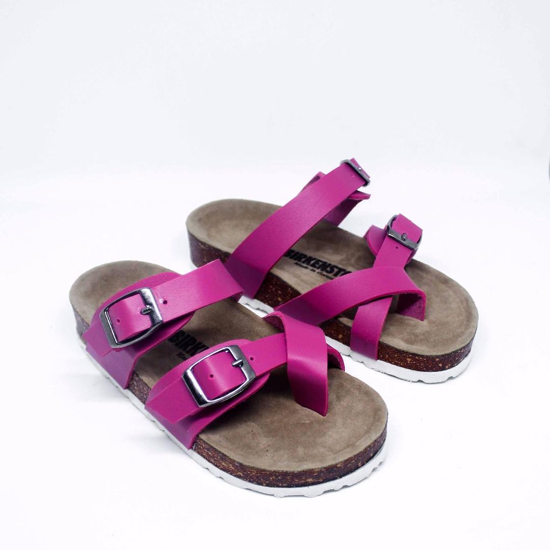 Sandal Birkenstock Anak Mayari Pink