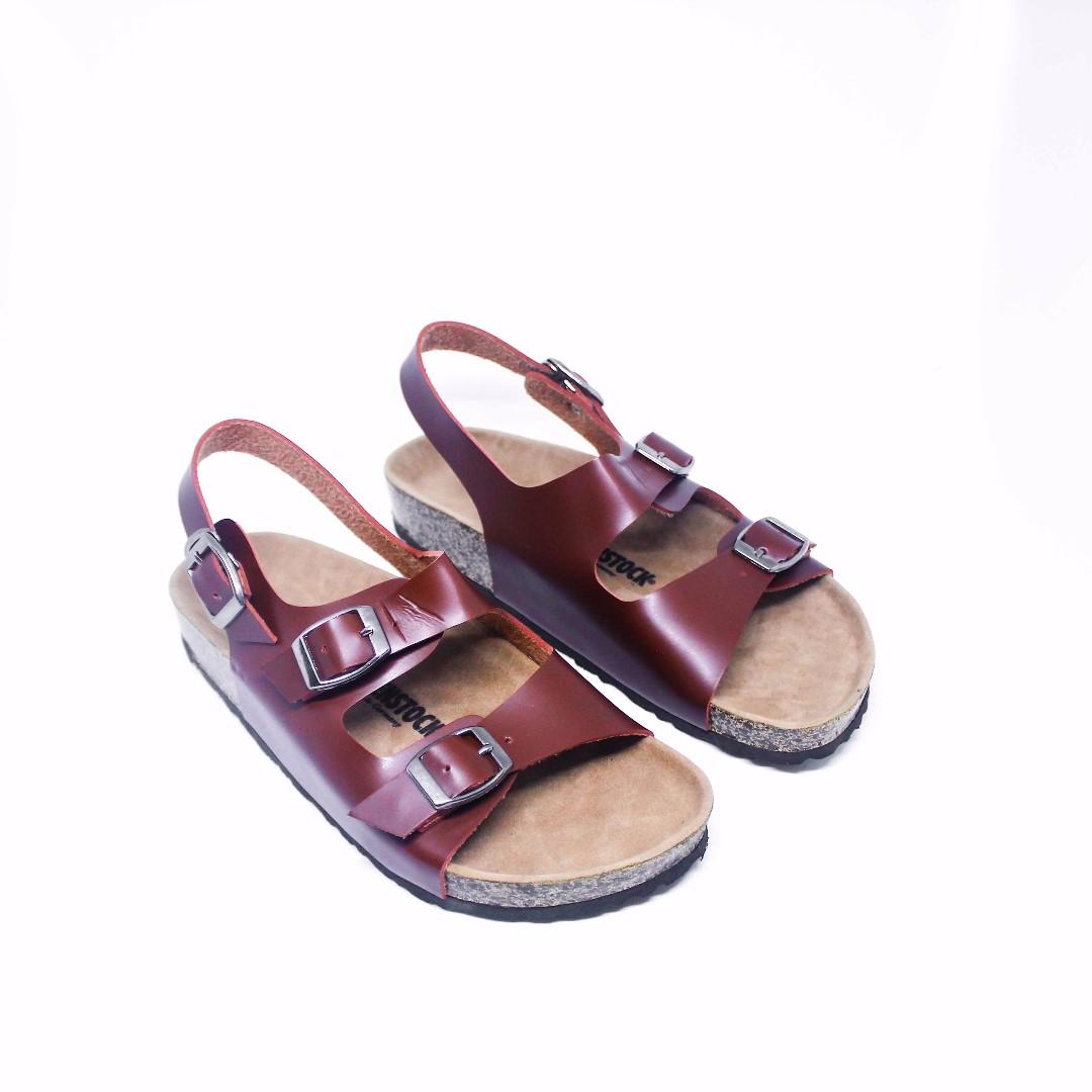 Sandal Birkenstock Milano Brown Women