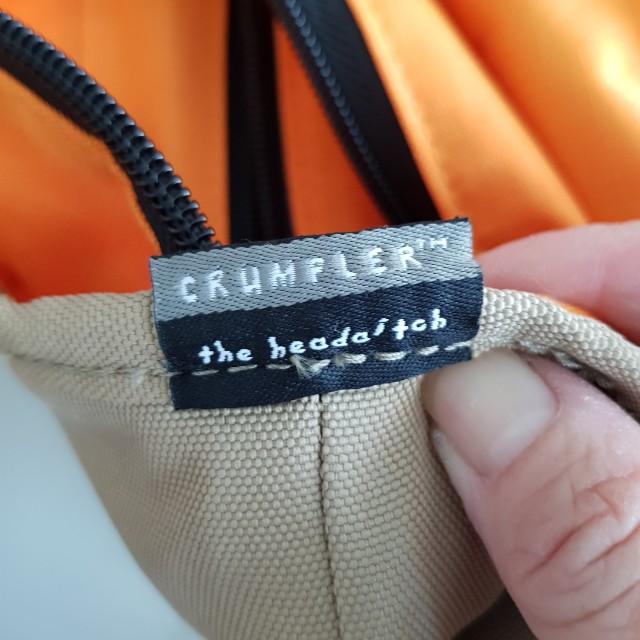 Selling Crumpler Bag - New