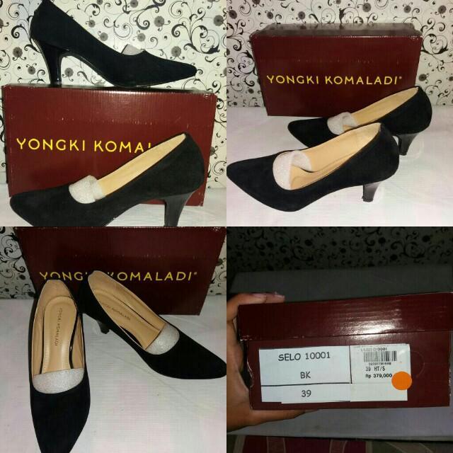 Sepatu heels Yongki