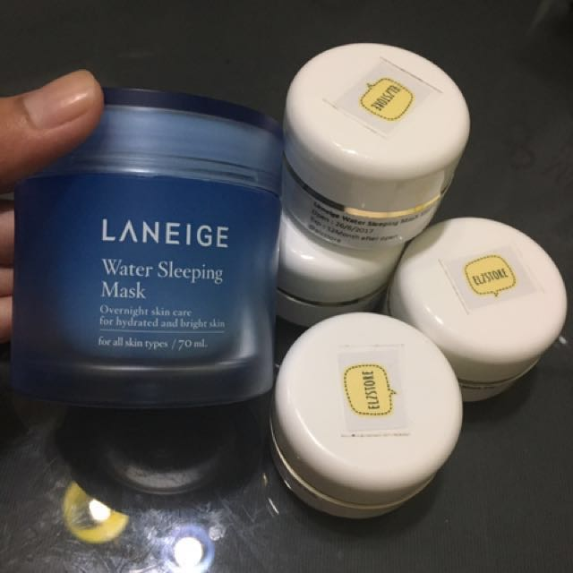 [SHARE] Laneige Water sleeping mask 15gr