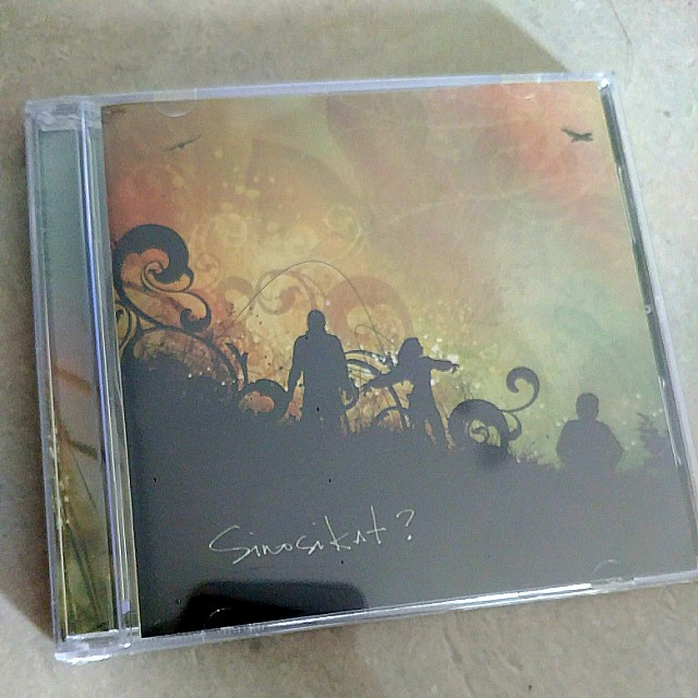 Sinosikat self titled CD