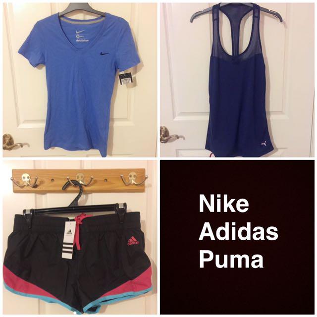 Sportswear/Gym Bundle BNWT