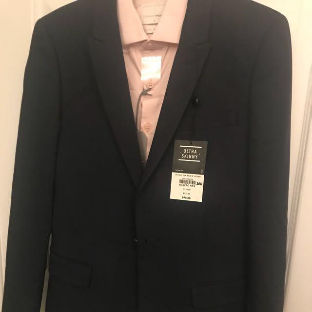 Suits topshop