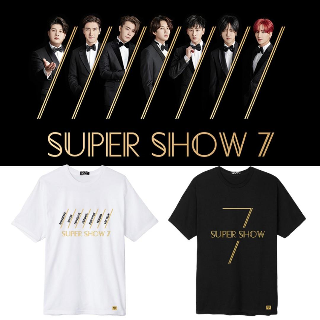 Super Junior Super Show 7 Inspired Shirt
