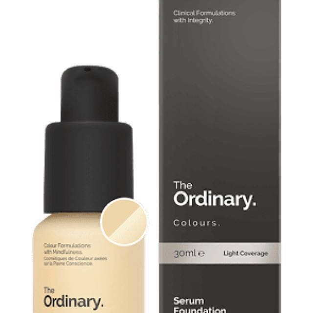 The Ordinary Serum Foundation 1.2YG