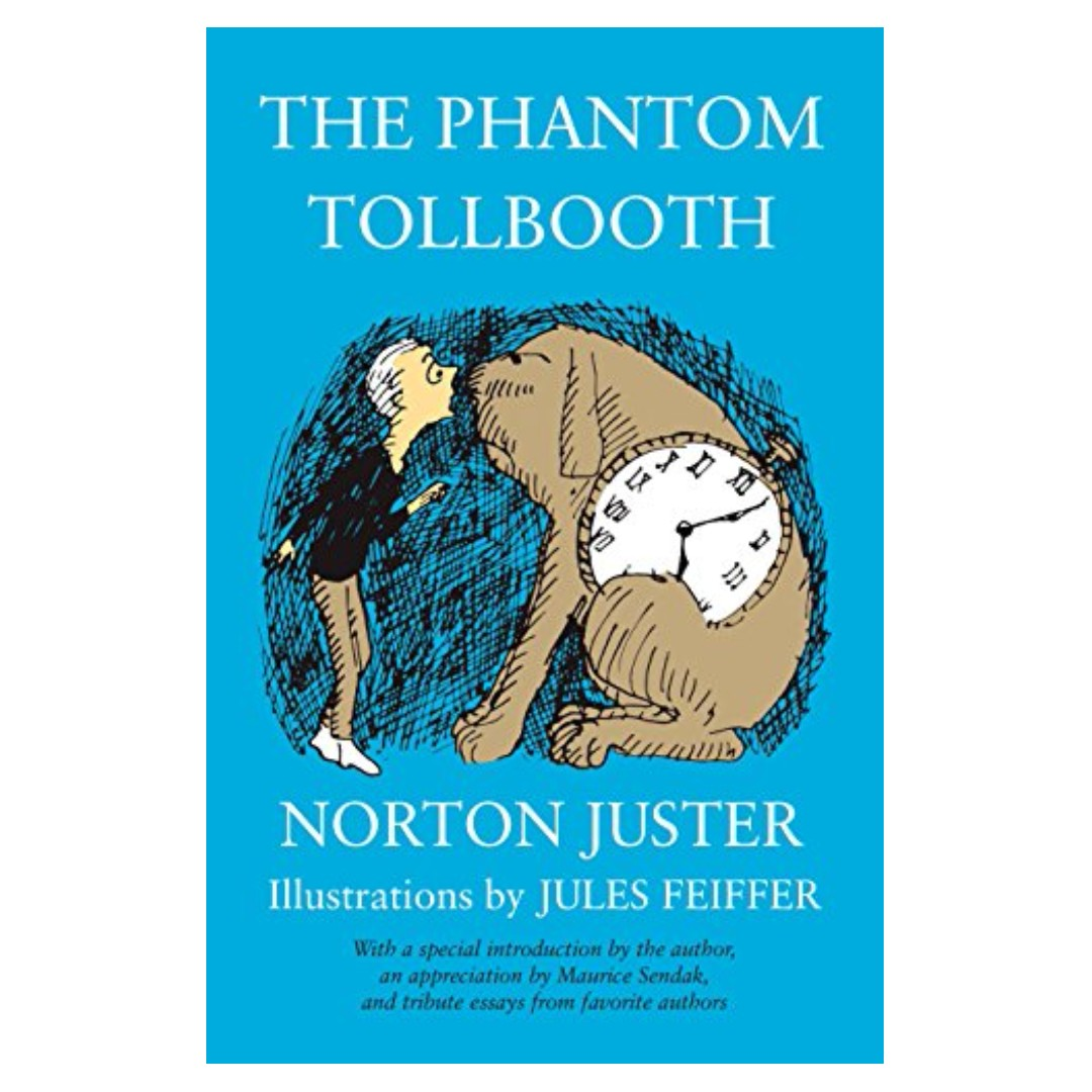 The phantom tollbooth by norton juster author jules feiffer photo photo photo fandeluxe Gallery