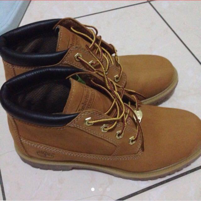 Timberland 黃靴 26號