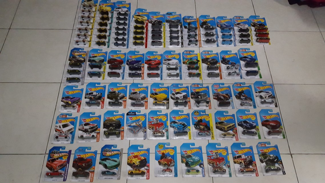 Toy cars buy one take one