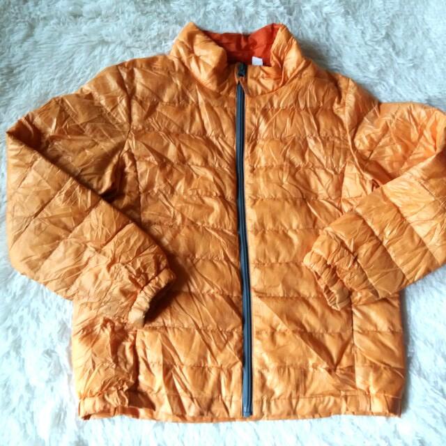UNIQLO Winter bubble jacket
