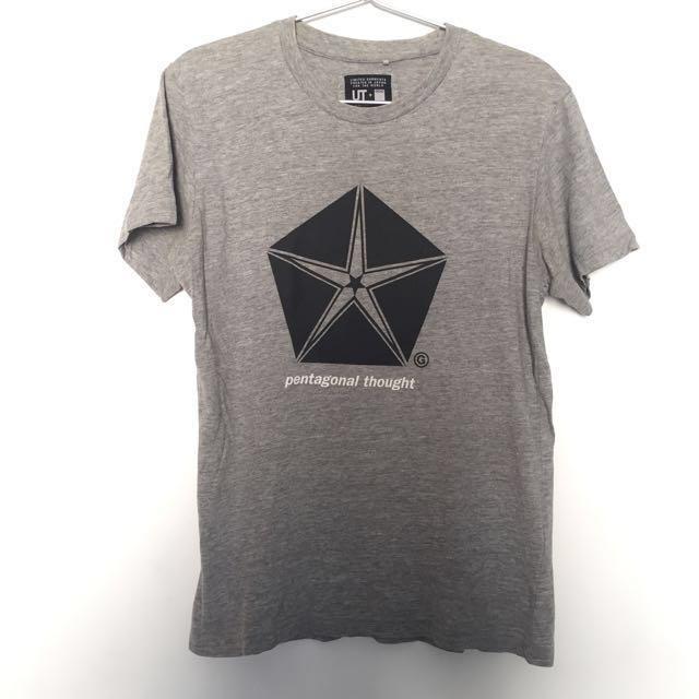 UNIQLO:GDC附罐T-shirt