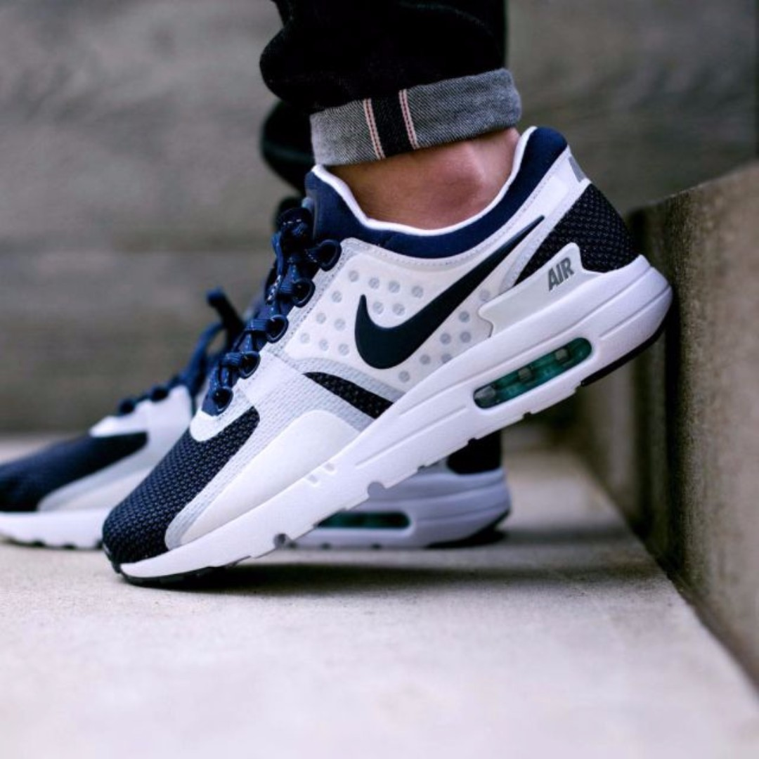 new styles 3315a 75e16 US10 Nike Mens Air Max Zero OG, Men s Fashion, Footwear on Carousell