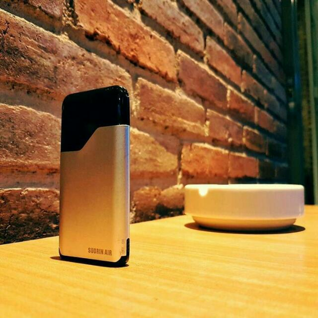 VAPE SUORIN BLACK AND GOLD