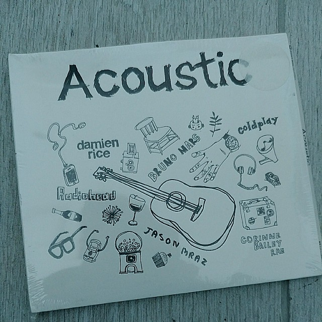 Various Artists 2CD Acoustic Compilation
