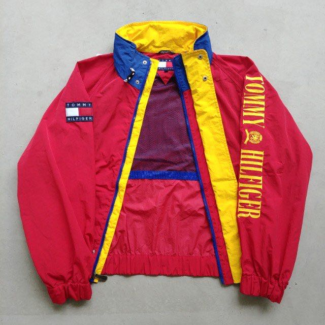 526e47167 Vintage '90s Tommy Hilfiger Jacket on Carousell