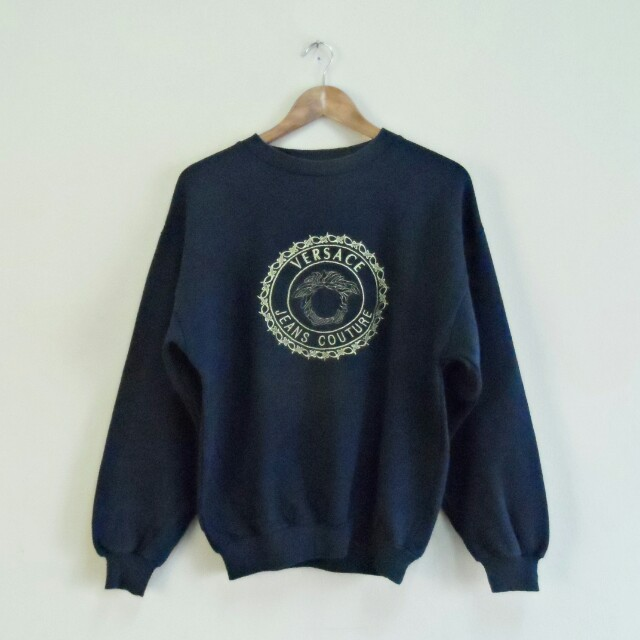 9aa0a1a345db Vintage Gianni Versace (Versace Jeans Couture) Sweatshirt