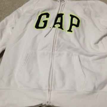 White Gap Sweater