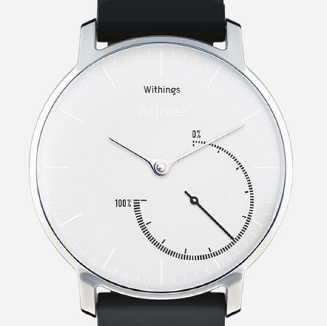 Withings Activite Steel Nokia Health Electronics Others On Carousell