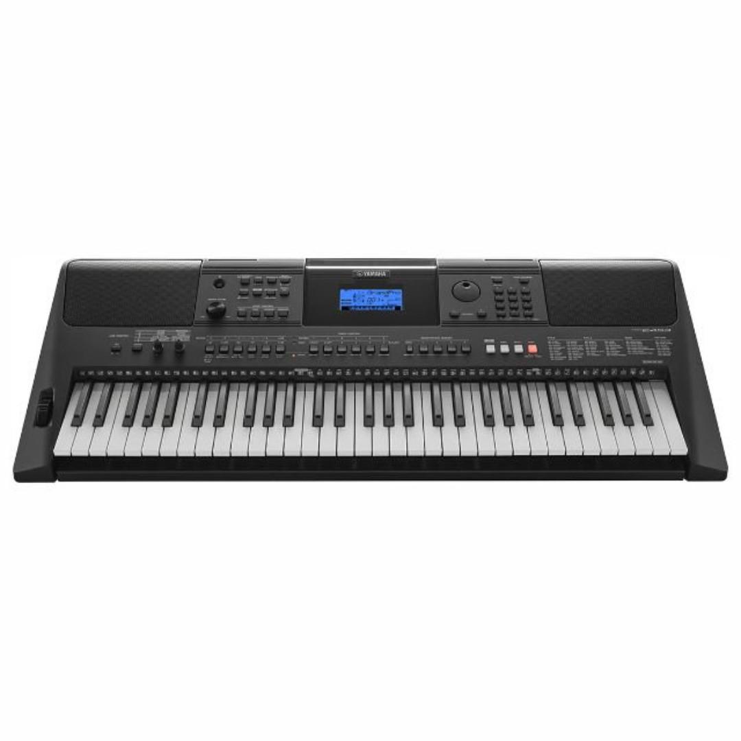 Yamaha PSR-E453 Portable Keyboard (last set) (limited time)