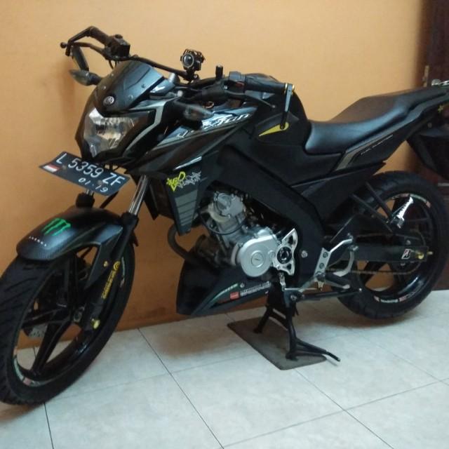 Yamaha Vixion 2014 mulusss