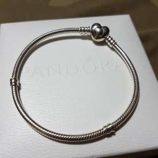 Pandora Heart Clasp- Bought in US