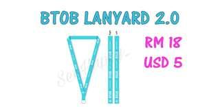BTOB LANYARD 2.0