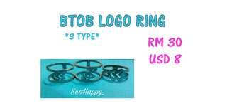 BTOB LOGO RING