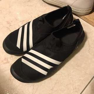 adidas 朔溪鞋 近全新 us8 好穿又好搭