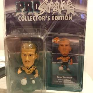 紅魔鬼-碧咸 David Beckham Corinthian ProStars collections