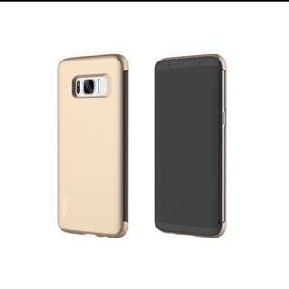 Samsung Galaxy S8 Rock Dr V series Flip case full protection