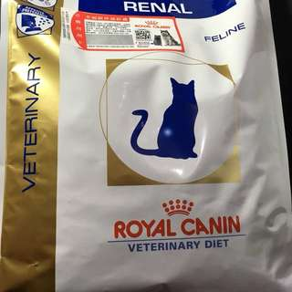 ROYAL CANIN 法國皇家 RF23 4kg 處方籤 腎臟 RENAL(現貨)