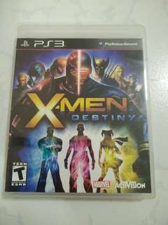 X Men Destiny (PS3)