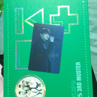 WTS BTS THIRD MUSTER JUNGKOOK PC (OFFICIAL)