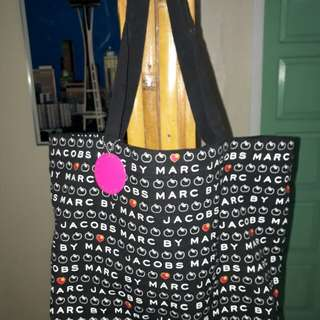 Marc Jacobs Canvass Tote Bag