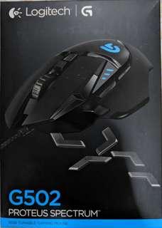 [XMAS Gift] Logitech G502 RGB Proteus Spectrum Gaming Mouse