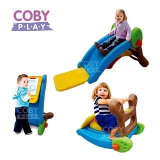 Coby Haus Parklon 3 in 1 Flip-N-Play