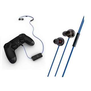 PS4 In Ear Stereo Headset