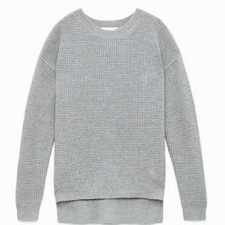aritzia wilfred free isabelli sweater size small