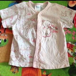 1 set baby shirt