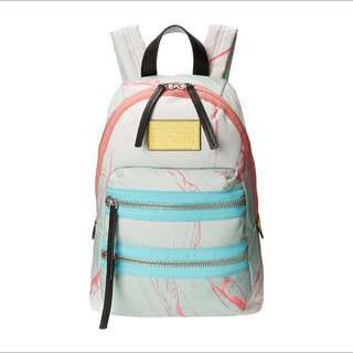 *REPRICED!!* Marc By Marc Jacobs Packrat Backpack (Milk Marble)