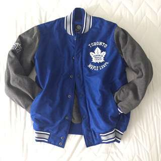 Men's Toronto Maple Leafs Varsity Jacket