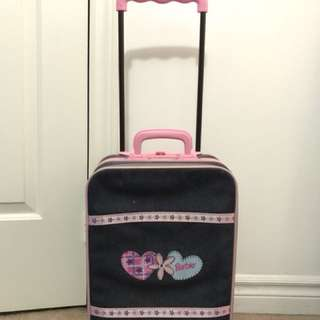 Vintage Barbie Luggage