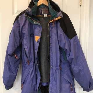 Vintage Retro Winter Jacket